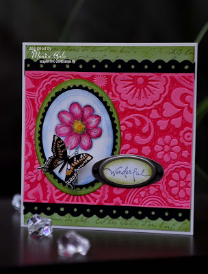 Tracy s card