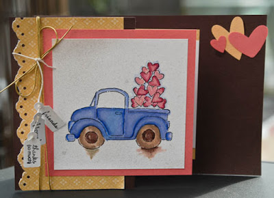 Stampin'Up! Loads of love Video tutorial