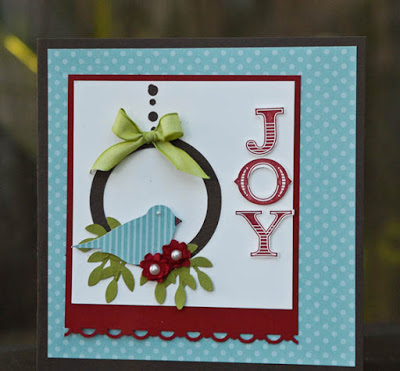 New Look Blog and Stampin'Up! giveaway ….