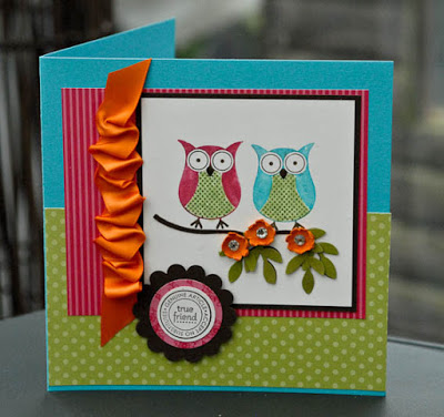 STAMPIN'UP! SALE-A-BRATION 2011