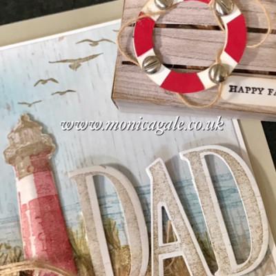 Stamp To Share Blog Hop- Masculine Cards