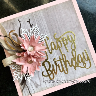 Stampin Up Delightful Daisy Blog Hop