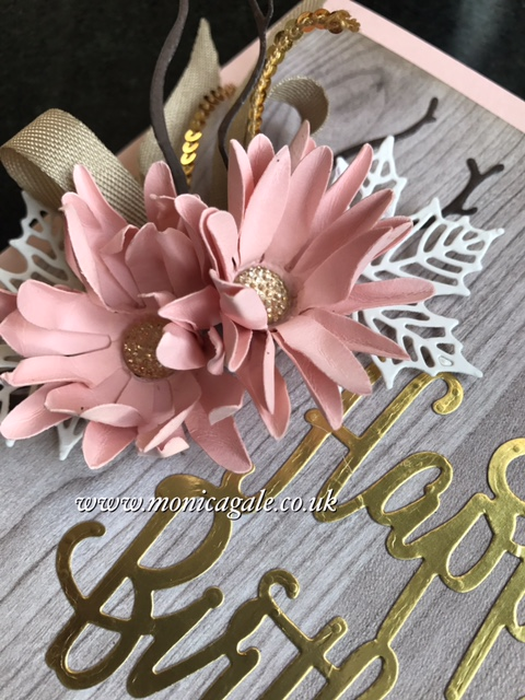 Special birthday cards using Stampin' Up! Delightful Daisy stamps