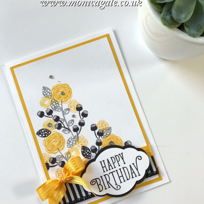 Stamp to Share Blog Hop – Happy Birthday Gorgeous from Stampin'Up!