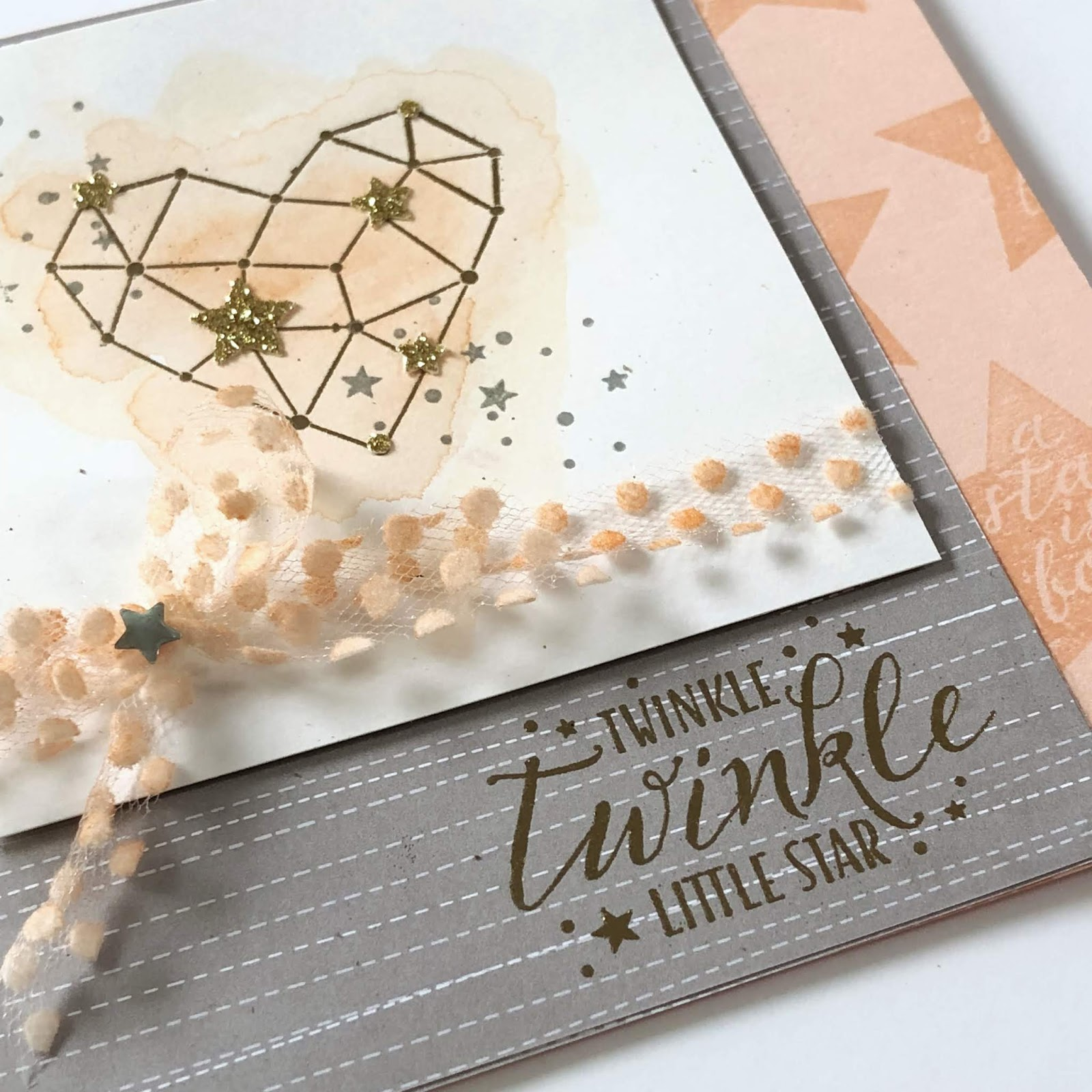 Stampin' Up! Little Twinkle #stampinup #littletwinkle #babycards