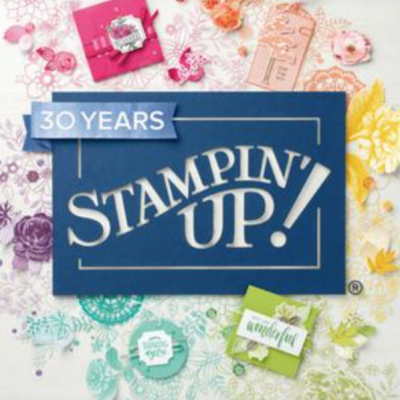 Happy NEW Stampin'Up! Catalogue