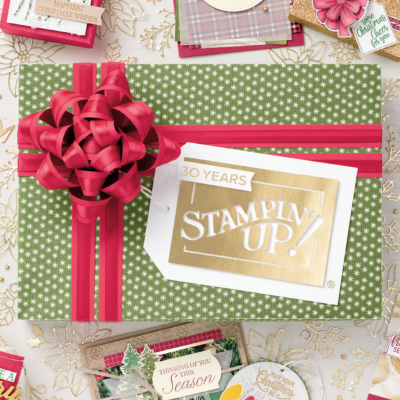 2018 Autumn Winter Stampin'Up! Catalogue is now LIVE