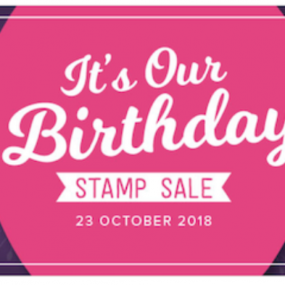 Stampin'Up! Sale …