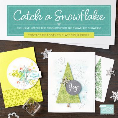 Snowflake Showcase Release