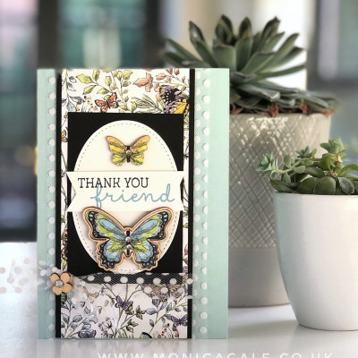Be Inspired Blog Hop- Sale a Bration 2019