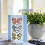 Handmade card ideas using Butterfly Bouquet from Stampin' Up! UK