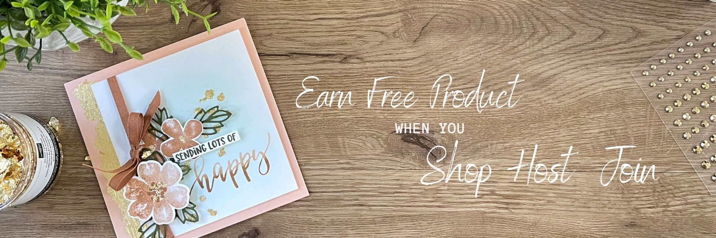 Buy Stampin Up products in the UK with Monica Gale