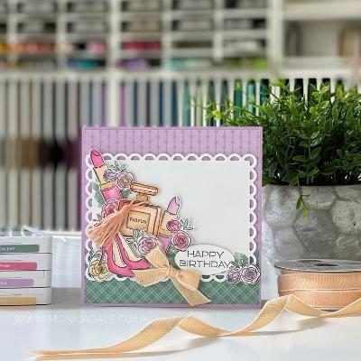 Stampin Up Birthday Cards using Dressed to Impress stamp set and Stampin' Up! In Colours 2021-2023