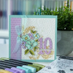 Hand Penned by Stampin'Up! Congratulations card ideas